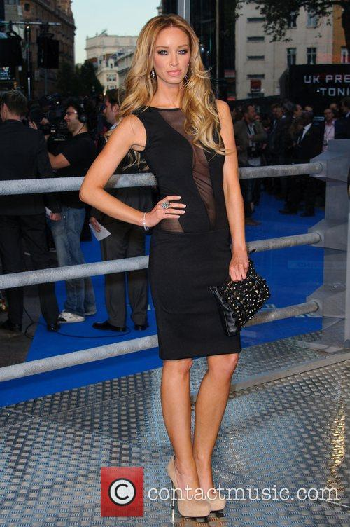 Lauren Pope and Empire Leicester Square 5