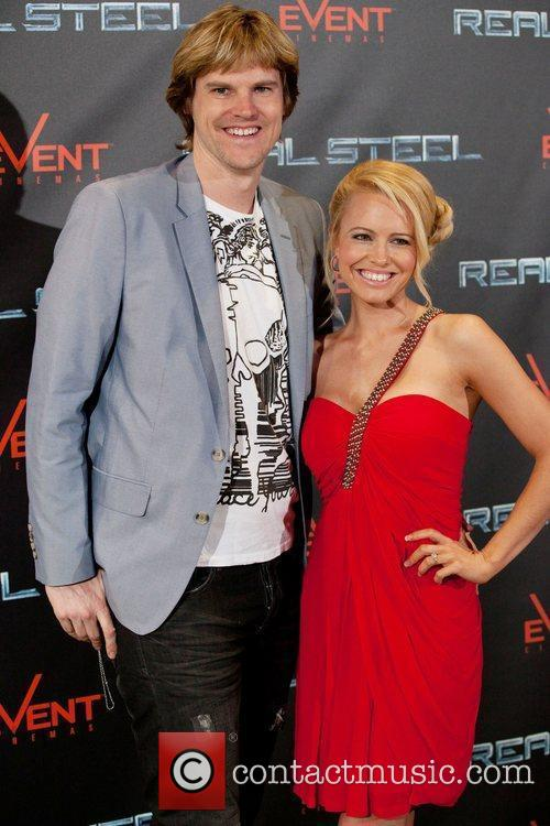 Hayley Bracken and Nathan Bracken The Australian premiere...