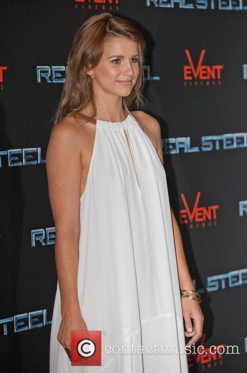 Vogue Williams  The Australian premiere of 'Real...