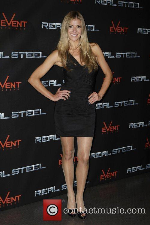 Laura Csortan The Australian premiere of 'Real Steel'...