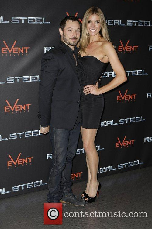 The Australian premiere of 'Real Steel' at Event...