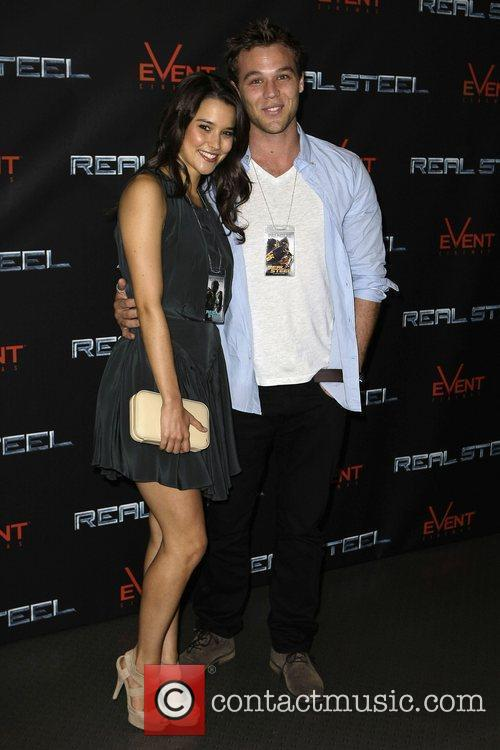 Lincoln Lewis and Rhiannon Fish The Australian premiere...