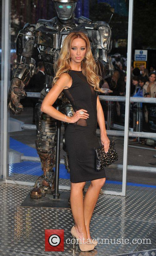 Lauren Pope and Empire Leicester Square 3