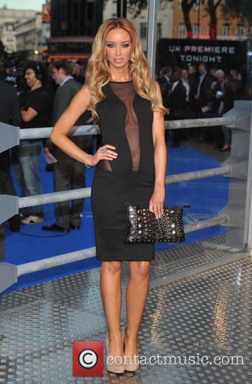 Lauren Pope and Empire Leicester Square 4