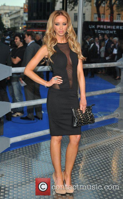 Lauren Pope and Empire Leicester Square 2