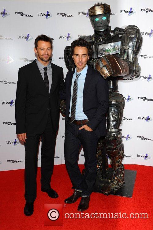Hugh Jackman and Shawn Levy