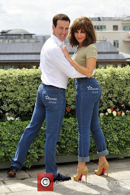 Anton du Beke & Carol Vorderman Winner of...
