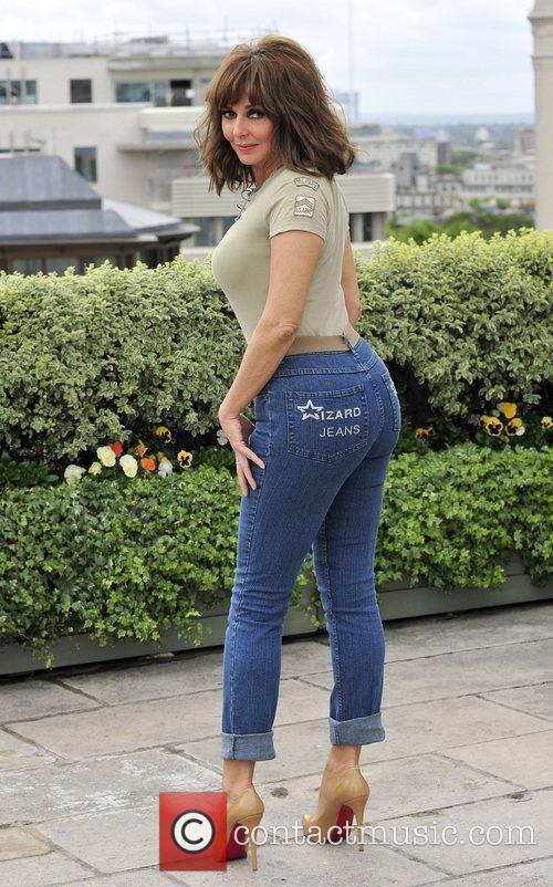 Winner of the Female Wizzard Jeans Rear of...
