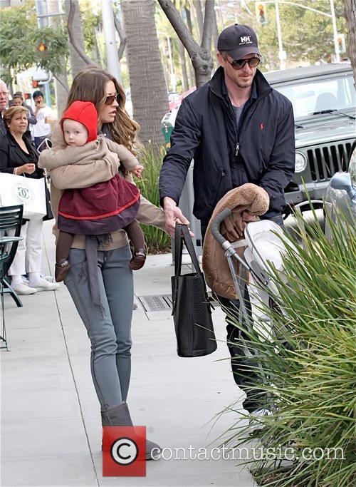 Rebecca Gayheart and Eric Dane 8