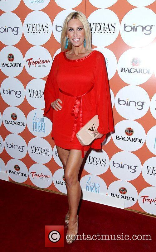 Amanda Kouretas Vegas Magazine celebrates the 8th Anniversary...