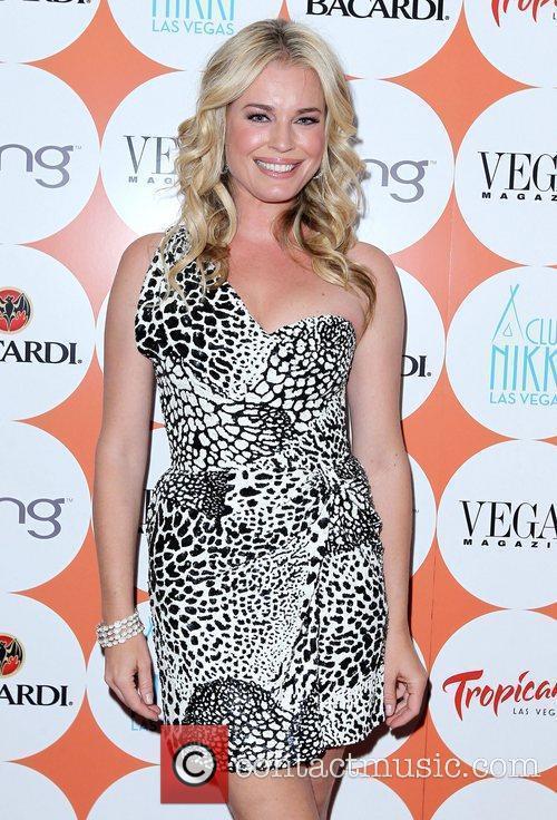 Vegas Magazine celebrates the 8th Anniversary with Rebecca...