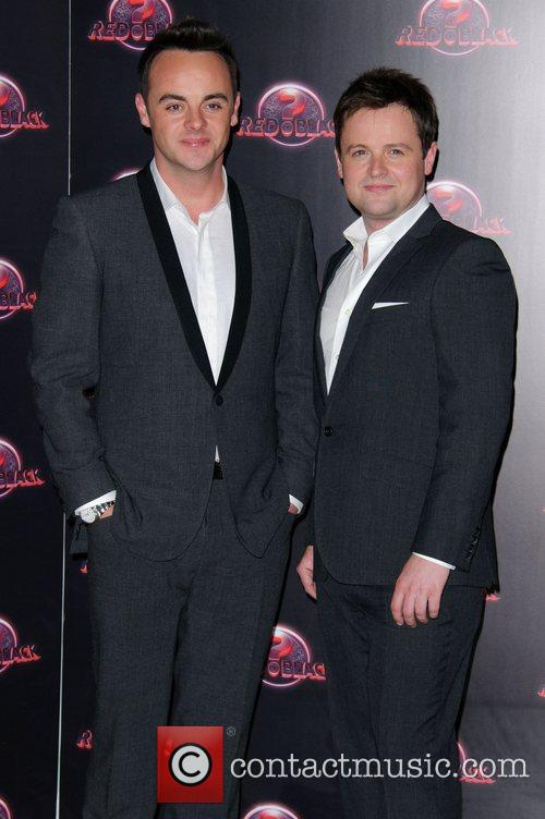 Ant McPartlin and Declan Donnely  Launch of...