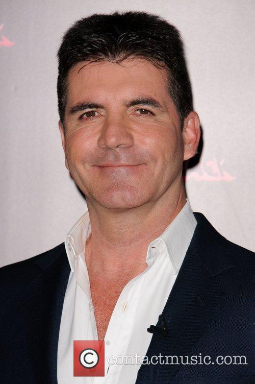 Simon Cowell  Launch of ITV's new show...
