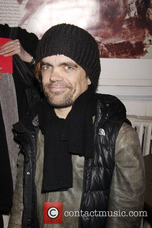 Peter Dinklage and The Witch 2