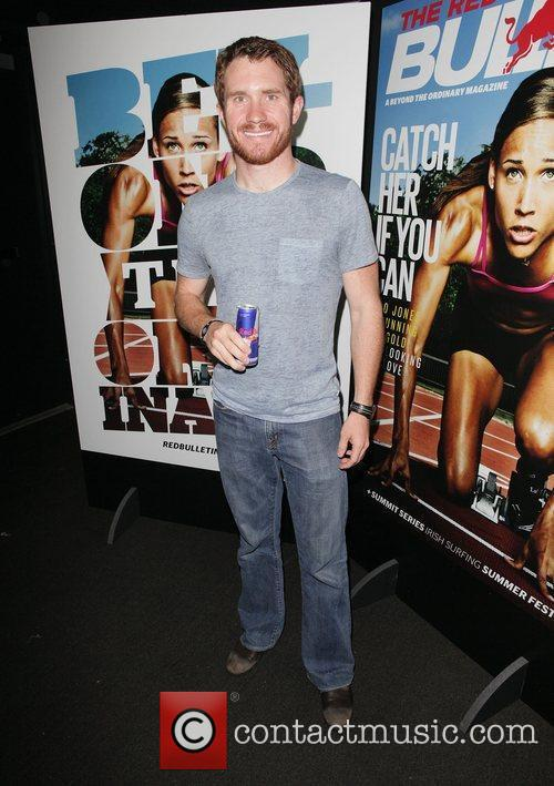 Brian Vickers, Red Bull Pro NASCAR Driver...