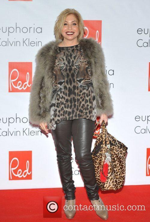 Brix Smith Start Red's Hot Women Awards in...