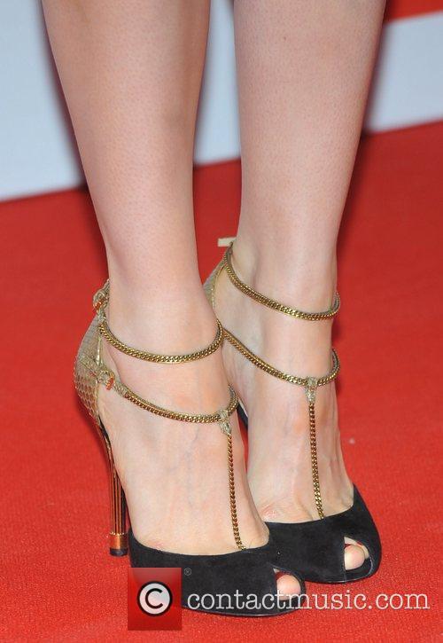 Lauren Laverne Red's Hot Women Awards in association...