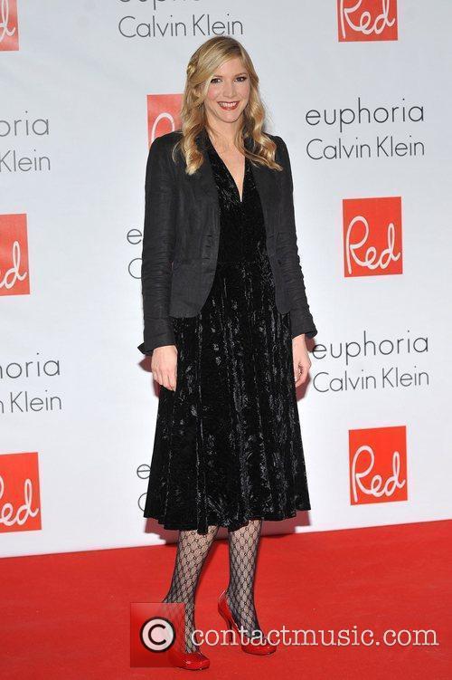 Lisa Faulkner Red's Hot Women Awards in association...