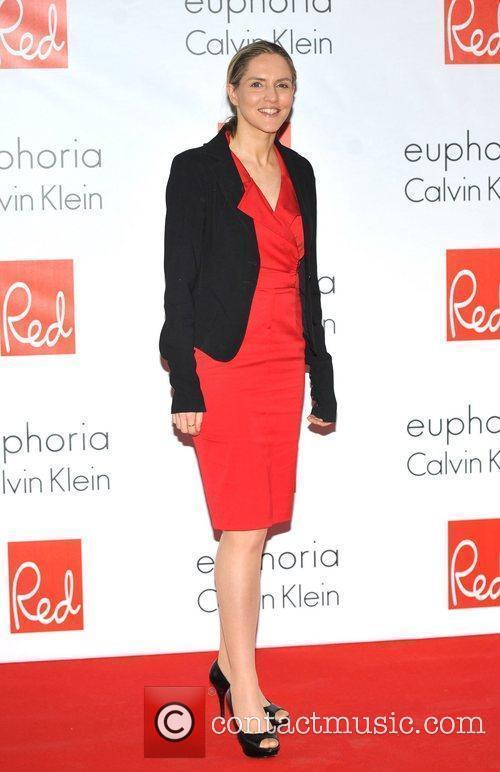 Louise Mensch Red's Hot Women Awards in association...