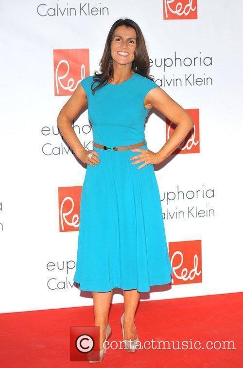 Susanna Reid Red's Hot Women Awards in association...