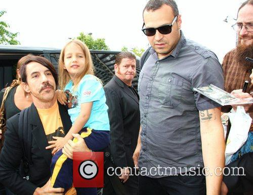 Anthony Kiedis and Red Hot Chili Peppers 4