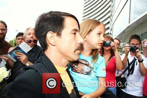 Anthony Kiedis and Red Hot Chili Peppers 2