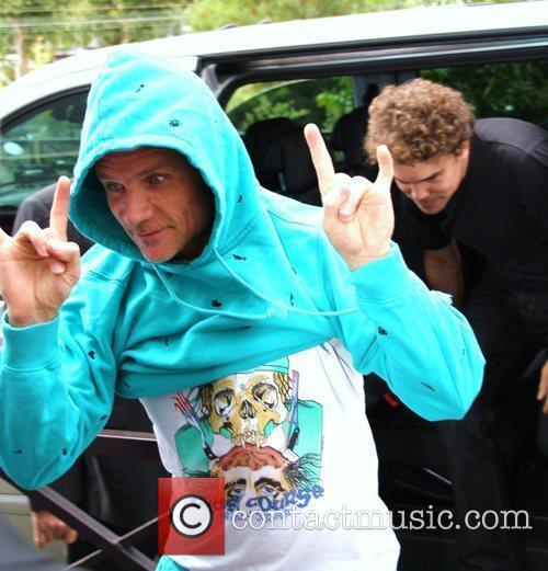 Flea aka Michael Balzary of Red Hot Chili...