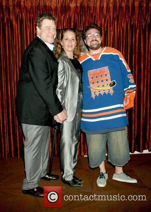 John Goodman, Kevin Smith and Melissa Leo 10