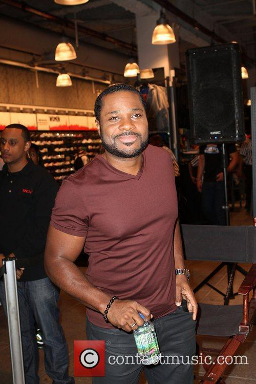 Malcolm-jamal Warner, The Lines and Times Square 5