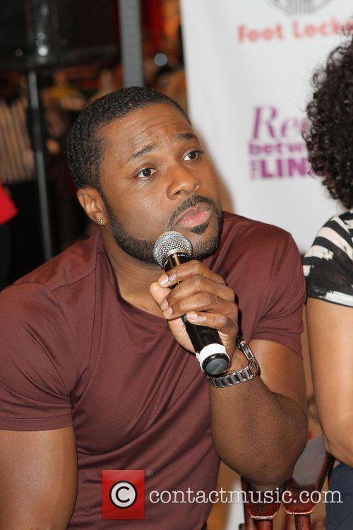 Malcolm-jamal Warner, The Lines and Times Square 9