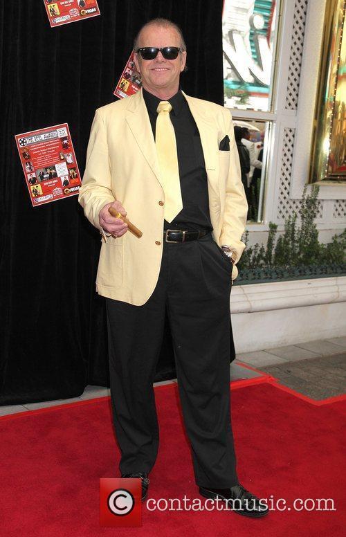 Jack Nicholson and Las Vegas