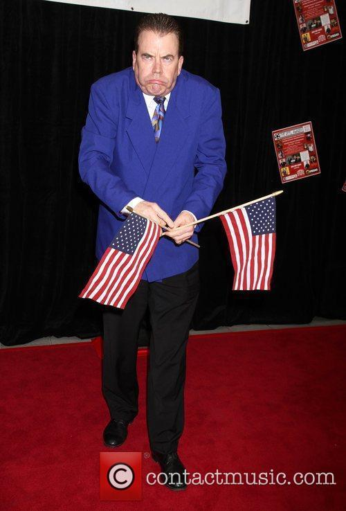Darrell Duffey as PRESIDENT RICHARD M. NIXON THE...