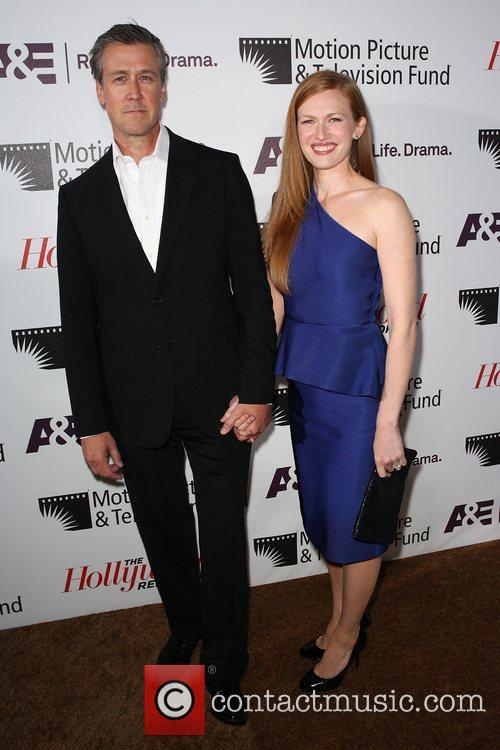 Alan Ruck, Mireille Enos Reel Stories, Real Lives...