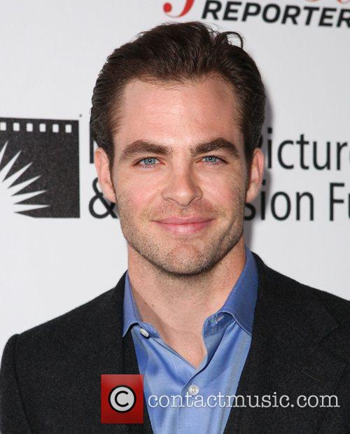 Chris Pine Reel Stories, Real Lives Celebrates the...