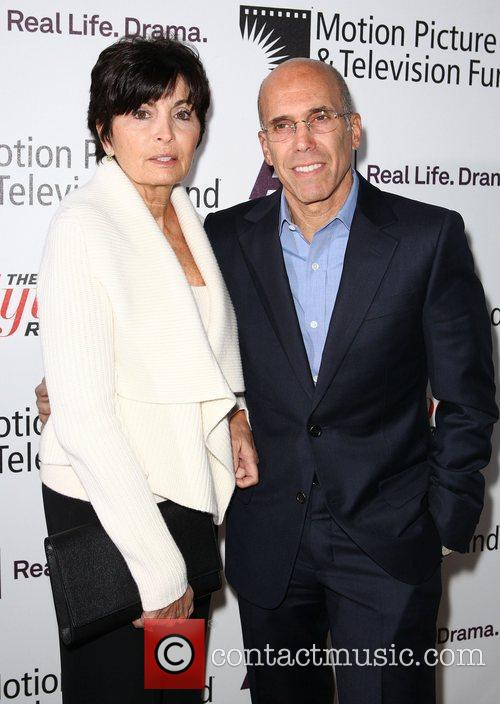 Marilyn Katzenberg, Jeffrey Katzenberg Reel Stories, Real Lives...