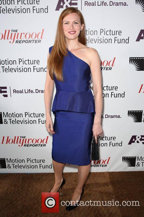 Mireille Enos Reel Stories, Real Lives Celebrates the...
