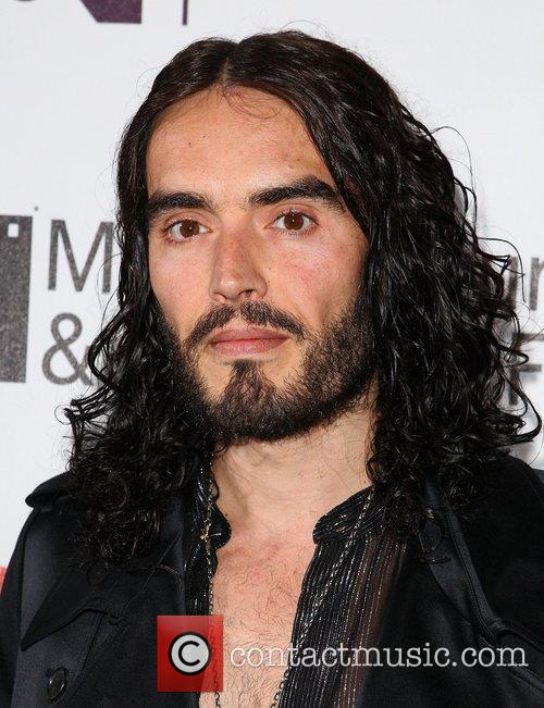 Russell Brand Reel Stories, Real Lives Celebrates the...
