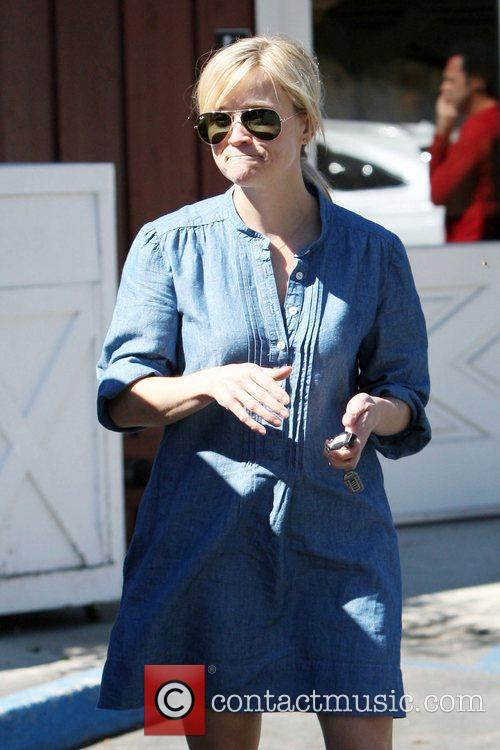 Reese Witherspoon out and about in Brentwood Brentwood,...