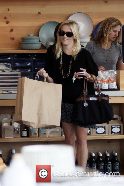 Out shopping in West Hollywood