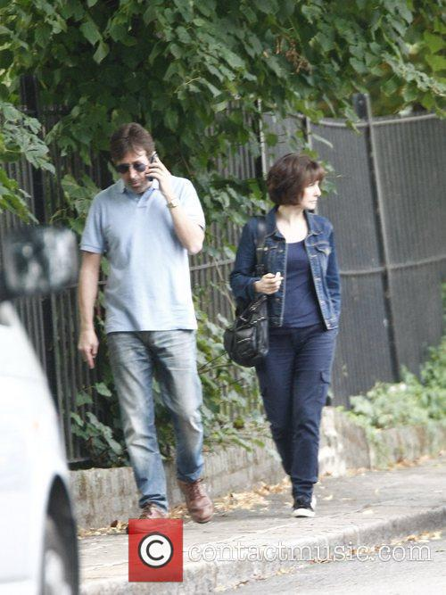 Activity at the home of Amy Winehouse, following...