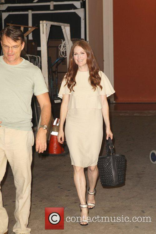 Julianne Moore, Abc Studios