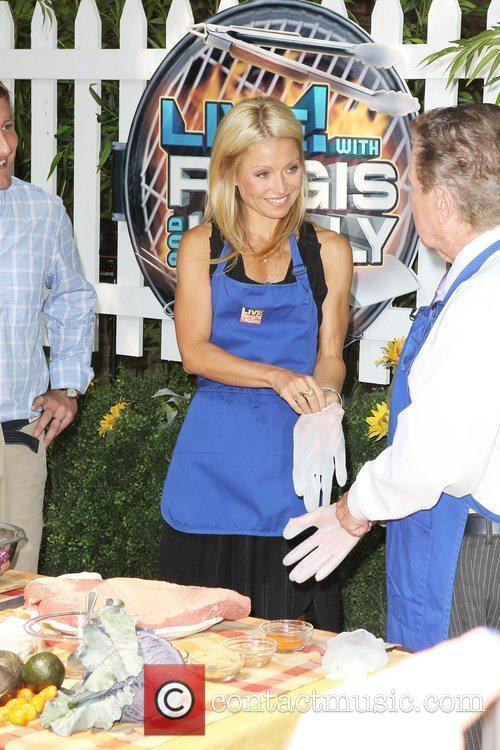 Kelly Ripa, Regis Philbin, ABC