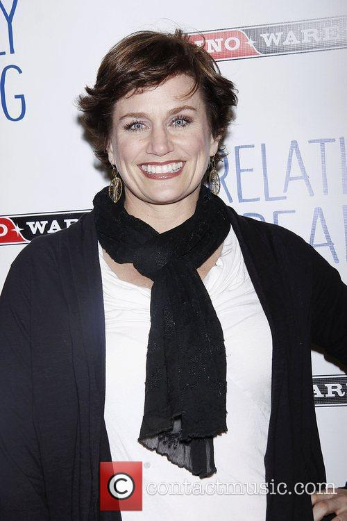 Cady Huffman  A variety of stars attended...