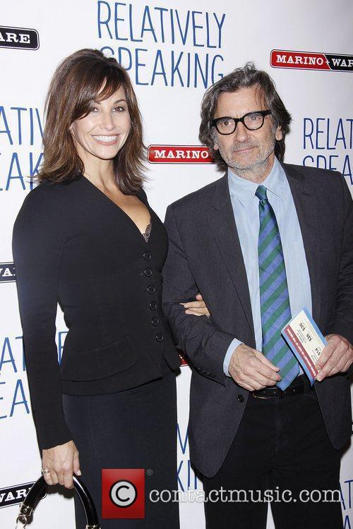 Gina Gershon and Griffin Dunne  A variety...