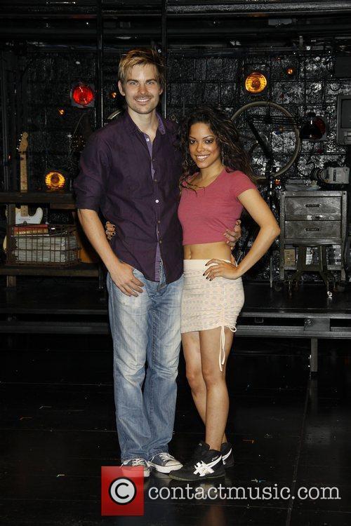 Matt Shingledecker and Arianda Fernandez  Meet and...