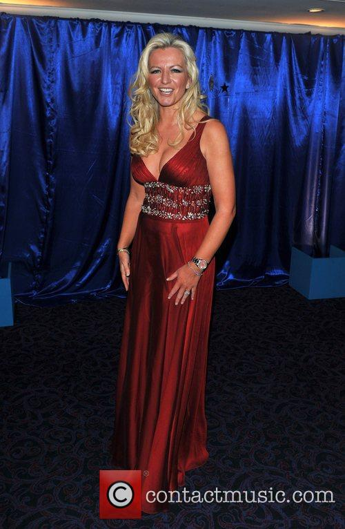 Michelle Mone OBE Retail Trust London Ball held...