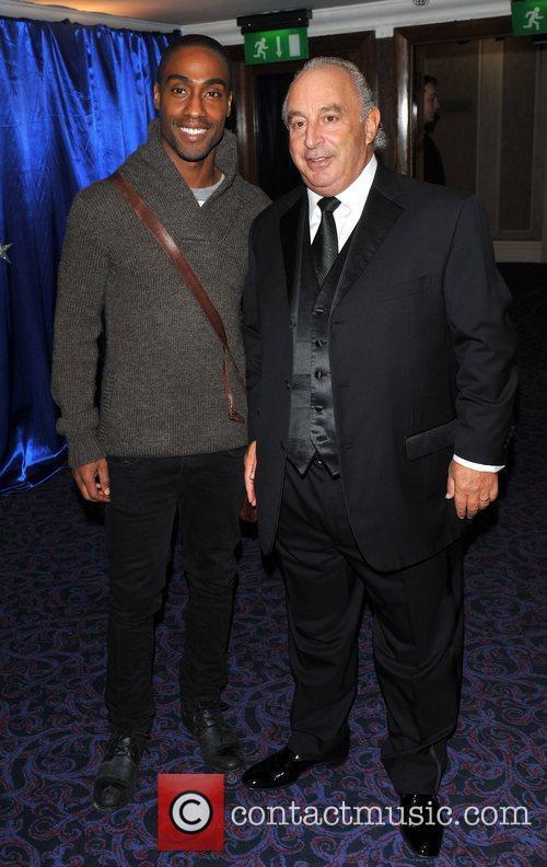 Sir Philip Green and Simon Webbe Retail Trust...