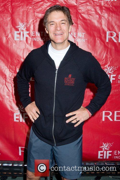 Dr. Mehmet Oz 14th Annual Revlon Walk/Run for...