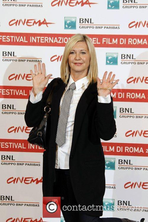 olivia newton john 6th international rome film 5746168