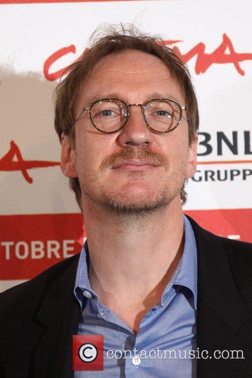 Actor David Thewlis  6th International Rome Film...